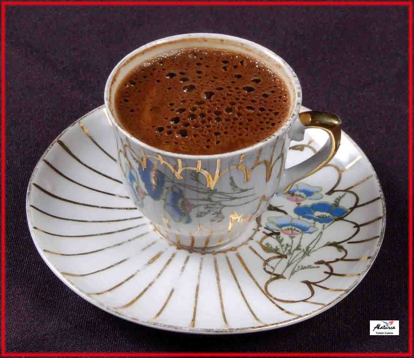 Turkish Coffee | The scent that captures us into its seeds ...